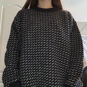 Oversized LLBean Sweater